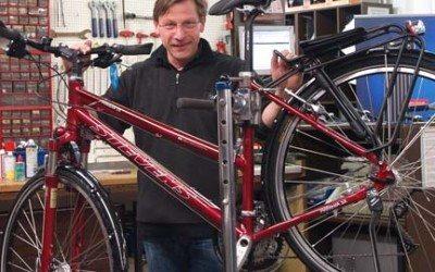 Gesucht: Zweiradmechaniker/in Fahrradtechnik