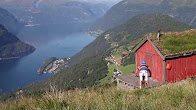 Mountainbiken in Norwegen