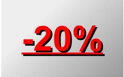Alle Bergamont-Fahrräder 20 % reduziert!!!