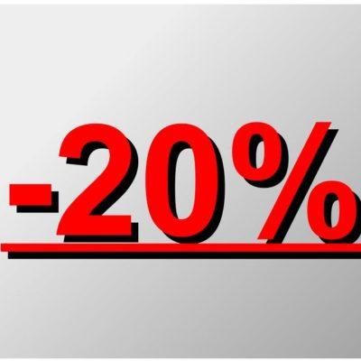 20 % Rabatt auf alle Bergamont-Fahrräder 2016