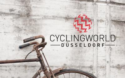 Besucht uns auf der Cyclingworld Düsseldorf